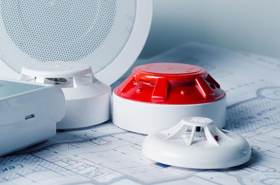 alarm system design